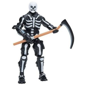 Boneco Skull Tropper 11 cm - Fortnite Solo Mode - Epic Games