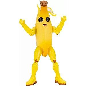 Boneco Peelv Banane 11 cm - Fortnite Solo Mode - Epic Games