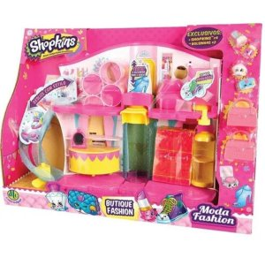 Butique Fashion Shopkins - Dtc