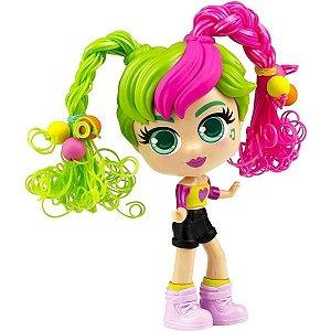 Boneca Curli Girls Com Acessórios Kelli - Rosita