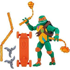 Boneco De Ação Tartarugas Ninjas - Michelangelo - Sunny