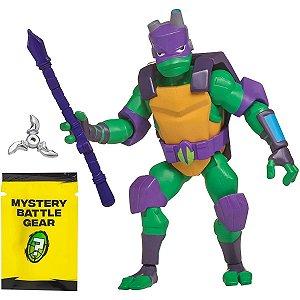 Boneco De Ação - Tartarugas Ninjas - Donatello Porta Armas - Sunny - 2040