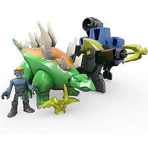 Figura Imaginext Jurassic World - Estegossauro - Mattel