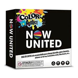 Color Addict Now United - Copag - Jogo De Cartas Tabuleiro