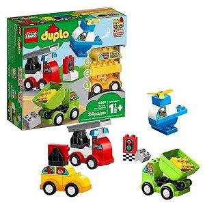 Lego Duplo As Minhas Primeiras Criações De Veículos