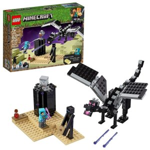 Lego Minecraft - A Batalha Final 21151