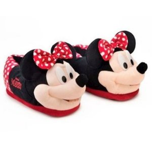 Pantufa 3d Minnie Mouse - Ricsen - Disney - Original 31/33