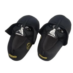 Pantufa 3D Darth Vader- Ricsen 31/33 com solado emborrachado
