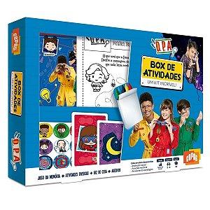 Jogo educativo - Box De Atividades - D.p.a. -