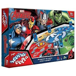 Jogo Revira Volta Avengers-Jak