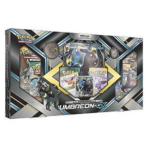 Jogo Cartas - Box Pokémon - Coleção Premium - Umbreon-GX - Copag