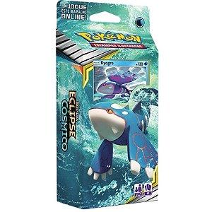 Pokémon Cartas Starter Deck Sol e Lua 12 Profundezas Ocultas