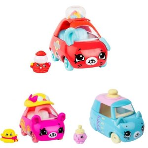 Kit Com 2 Cutie Cars Shopkins- Dtc