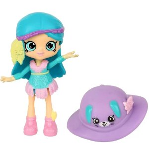 Pati Pluma Rainbow Beach -  Shopkins