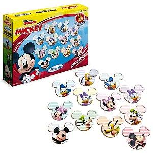 Jogo Da Memória Mickey Club House - Disney Júnior - Xalingo