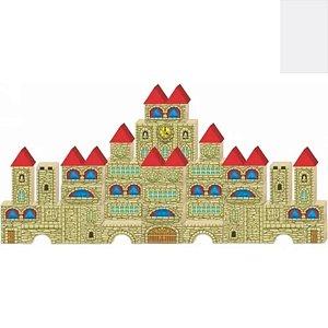 Pequeno Construtor Castelo - Abc