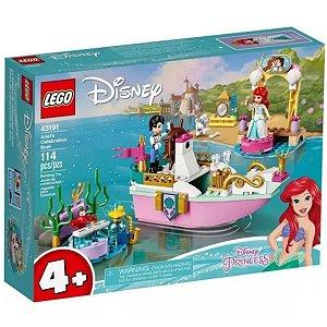 Lego - Disney Princesas - O Barco de Cerimônia Da Ariel 43191