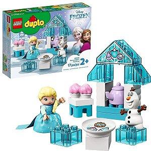 Lego Duplo - Frozen - Festa Do Chá Da Elsa E Do Olaf 10920