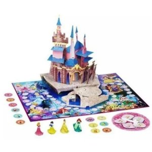 Jogo Do Castelo Pop-Up Magic Princesas - Hasbro