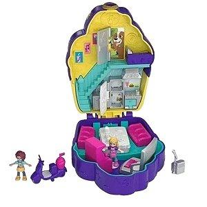 Polly Pocket Doce Aventura - Mattel