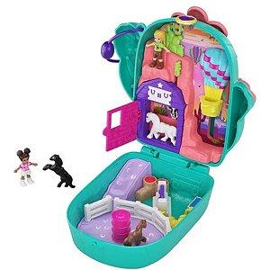 Rancho Divertido Polly Pocket - Mattel