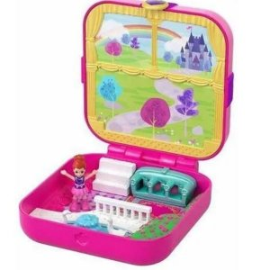 Cantinho Da Princesa Polly Pocket - Mattel