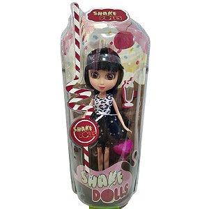 Boneca Morena Shake Doll - Zoop Toys