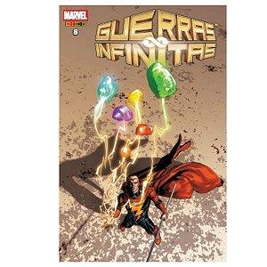 Hq Revista Gibi Guerras Infinitas - 08