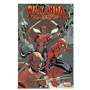 HQ Revista Gibi Wakanda Para Sempre