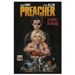 Preacher Vol.08 às Portas do Inferno