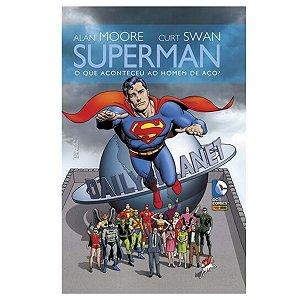 Superman - O Que Aconteceu Ao Homem de Aço?