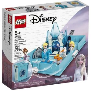 Lego 43189 Disney O Livro de Aventuras de Elsa e Nokk