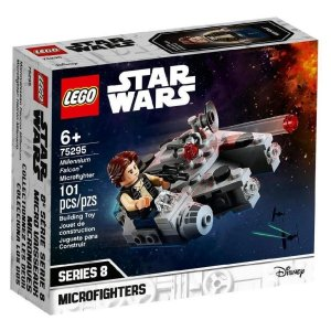 Lego Star Wars Microfighter Millennium Falcon 75295