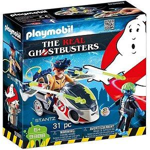 Playmobil - Caça Fantasmas Bike 9388 - 1765 Sunny