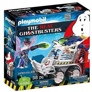 Playmobil - Caça Fantasmas Veículo Esfera 9386 - 1763 Sunny