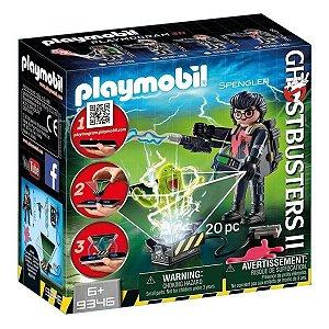 Playmobil Caça Fantasma Monstros Holográficos Spengler 9346
