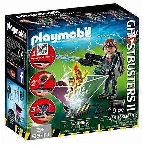 Playmobil Ghostbusters 2 / Venkman - 19 Peças - Sunny 9347