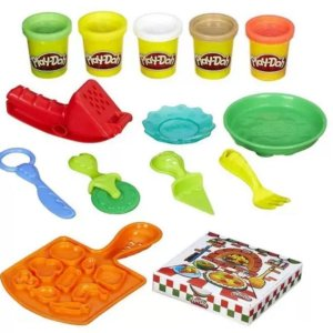 Play Doh Festa Da Pizza - Hasbro