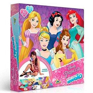 Quebra-Cabeça Grandão Princesas 48 Peças - Jak