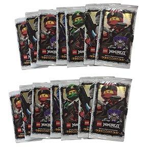 10 Blister Lego ninjago 30 cards- Lego- Copag
