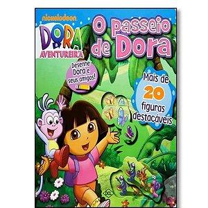 Livro de Madeira Passeio De Dora: Dora A Aventureira