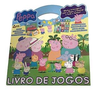Livro de atividades Educativas Peppa Pig