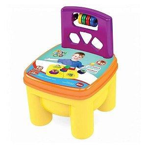 Cadeira Pedagógica 16 Peças Brinkadeira Dismat Mk217