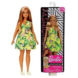 Barbie Fashionistas 126 - Mattel