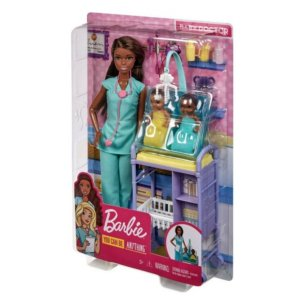 Boneca Barbie Pediatra - Mattel