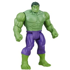 Boneco Vingadores 15cm - Hulk C0651 - Hasbro