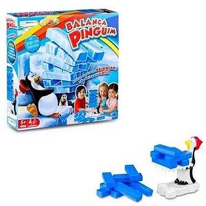 Jogo Balança Pinguim - Multikids