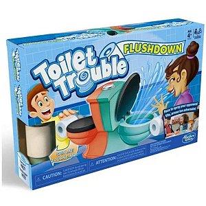Banheiro Maluco O Duelo - Hasbro
