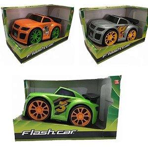 Carrinho Flash Car Esportivo - Usual Brinquedos