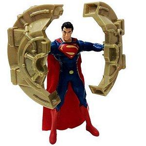 Boneco Super Man Power Attack Deluxe- Mattel